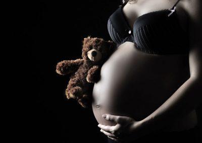 Babybauchfotografie